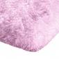 Dywan pluszowy mikrofibra wysoki shaggy 120x170 różowy