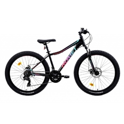 Rower górski romet jolene 6.2 2021, kolor czarny, rozmiar 17