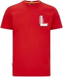 Koszulka dziecięca scuderia ferrari charles leclerc