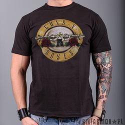 Koszulka amplified - guns n roses drum