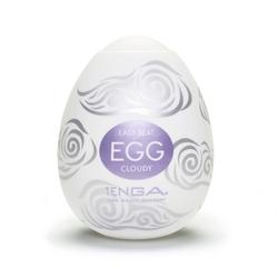Sexshop - tenga masturbator - jajko egg cloudy 6 sztuk - online