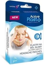 Plastry na ból głowy x 12 sztuk