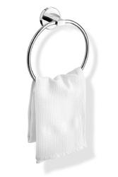 Wieszak okrągły na ręcznik przewieszany scala zack 40096