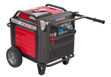 Honda agregat prądotwórczy eu70is auto i raty 10 x 0 | dostawa 0 zł | dostępny 24h |dzwoń i negocjuj cenę| gwarancja do 5 lat | olej 10w-30 gratis | tel. 22 266 04 50 wa-wa