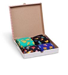 Giftbox 4-pak skarpety happy socks junk food - xfod09-0100