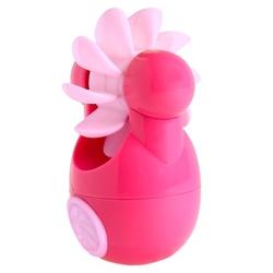 Sexshop - symulator seksu oralnego - sqweel go oral sex toy różowy - online