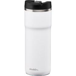 Kubek izolowany na kawę latte java leak-lock™ aladdin 0,47 litra, biały 10-06646-009