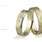 Obrączki ślubne - wzór au-797