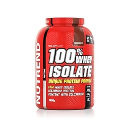 Nutrend 100 whey isolate 1800 g