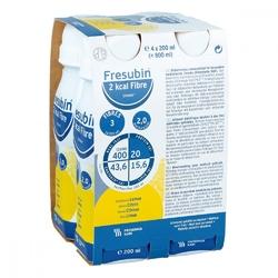 Fresubin 2 kcal fibre drink cytrynowy