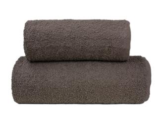 Ręcznik frotex yes brązowy - brązowy