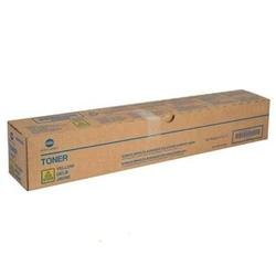 Toner oryginalny km tn-514y a9e8250 żółty - darmowa dostawa w 24h