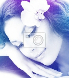 Obraz beauty face