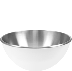 Misa kuchenna stalowa ZAK Designs 16cm biała 1313-8251