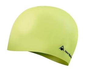 Aquasphere czepek classic silicone cap neon