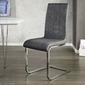 Interior space :: krzesło new town - antracytczarny