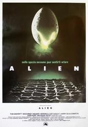 Alien Obcy - plakat