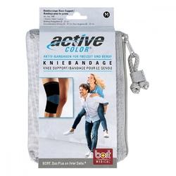 Bort activecolor kniebandage medium schwarz