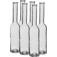 butelki na nalewki 100 ml 6 szt. z korkami