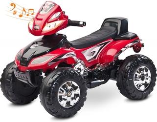 Toyz cuatro czerwony quad dla dziecka