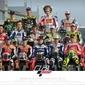 Moto g.p riders 2011 - plakat