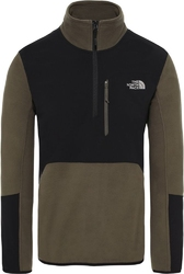 Bluza męska the north face glacier pro 14 zip t93yfzbqw