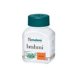 Brahmi bacopa monnieri - polepsz iq 60 tabl. suplement diety himalaya herbals