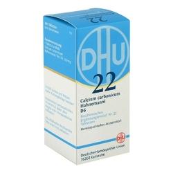 Biochemie dhu  22 calcium carbonicum d6 tabletki