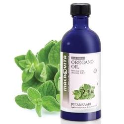 Macrovita olej oregano w naturalnych olejach tłoczony na zimno z witaminą e 100ml