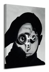 Time Life Dennis Stock - Camera - Obraz na płótnie