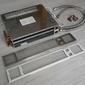 Grzejnik cokołowy kuchenny - 600x100 bidex900