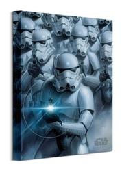 Star wars stormtroopers - obraz na płótnie