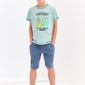 Taro alan 2216 122-140 l20 piżama chłopięca