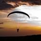Lot paralotnią z wideofilmowaniem - gliwice - 10 minut