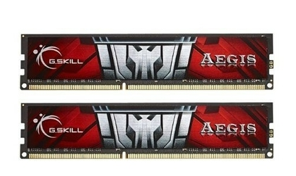 G.SKILL Pamięć do PC DDR3 16GB 2x8GB Aegis 1333MHz CL9