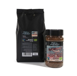 Pizca del mundo   roatán kawa rozpuszczalna 250g   organic - fairtrade
