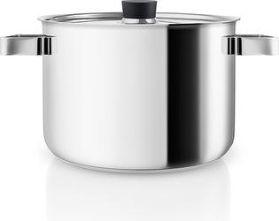 Garnek stalowy nordic kitchen z czarnymi uchwytami 4 l