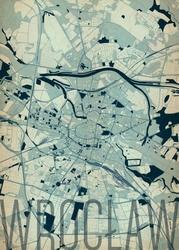 Wrocław - Artystyczna mapa