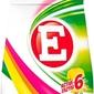 E, color, proszek do prania tkanin kolorowych, 20 prań, 1,4 kg