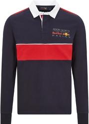 Koszulka polo longsleeve red bull racing f1 capsule