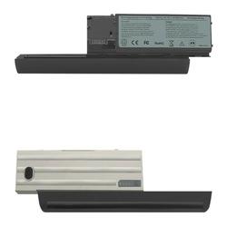 Qoltec bateria do dell latitude d620 d630 pc764, 6600mah, 10.8-11.1v