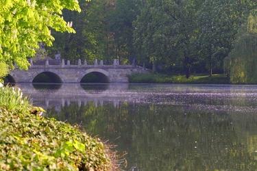 Fototapeta na ścianę romantyczne okoliczności przyrody  fp 3561