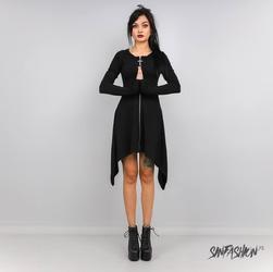Sukienka killstar uriel zip
