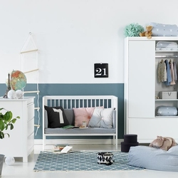 TROLL Lukas zestaw mebli z łóżeczkiem 120x60