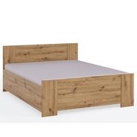 Łóżko bono - dąb artisan