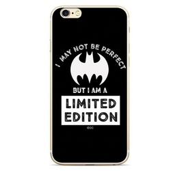 ERT Etui DC Comics Bat Girl 006 Samsung A202 A20e czarny WPCBATG4701