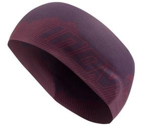 Opaska inov-8 race elite headband. fioletowo-czerwona. damska