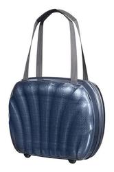 Kuferek samsonite cosmolite - midnight blue    niebieski    navy blue