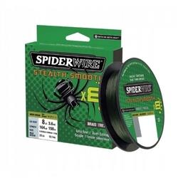 Plecionka spiderwire smooth 8 0,13 mm 150 m moss green