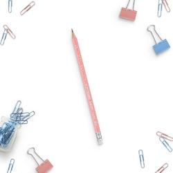 Ołówek blackpeps koralowy - pastelove